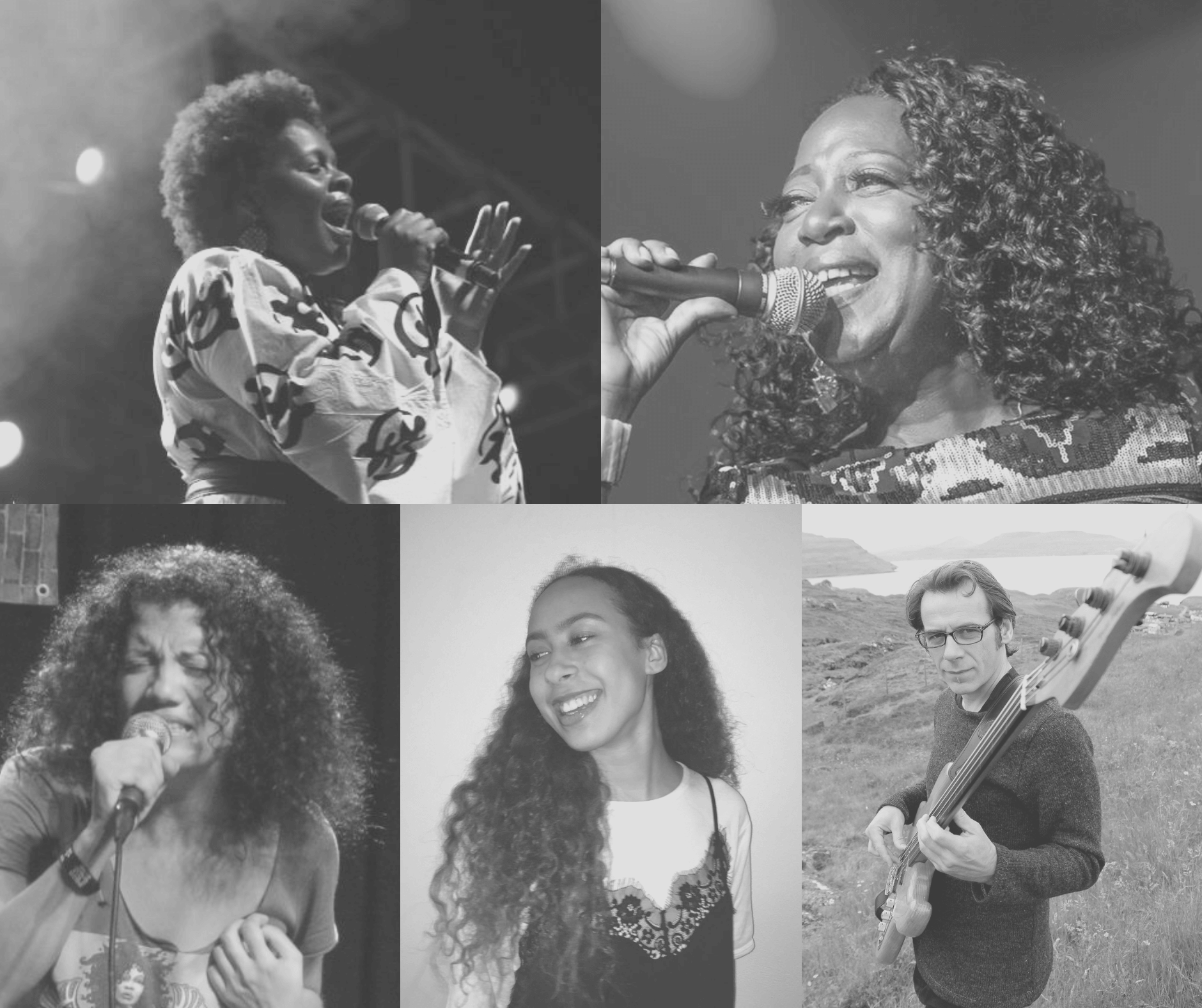 Music for the Soul - a concert of Gospel, Soul, and Funk music