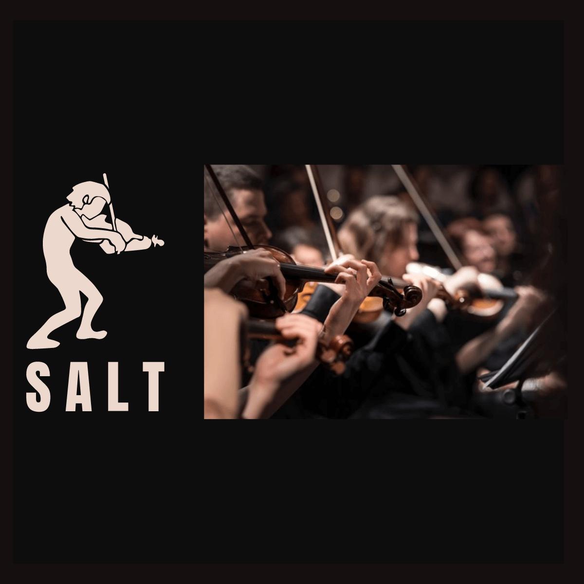 Symfoniorkerstur-konsert í SALT