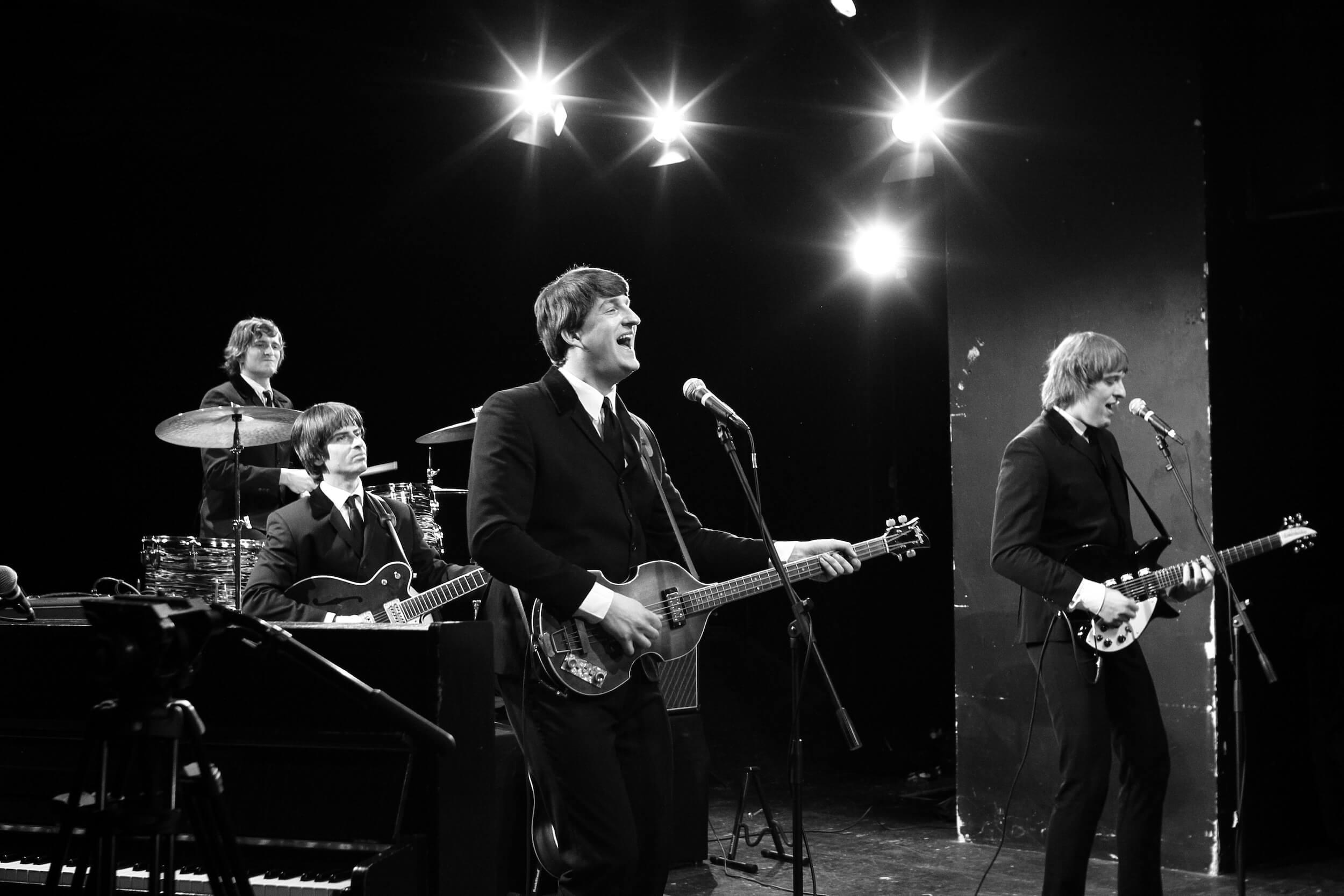 Beatles Kvøld í SALT