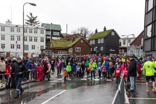 Flaggdagsrenning 2021 - Børn