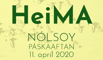 HeiMA 2020 - AVLÝST