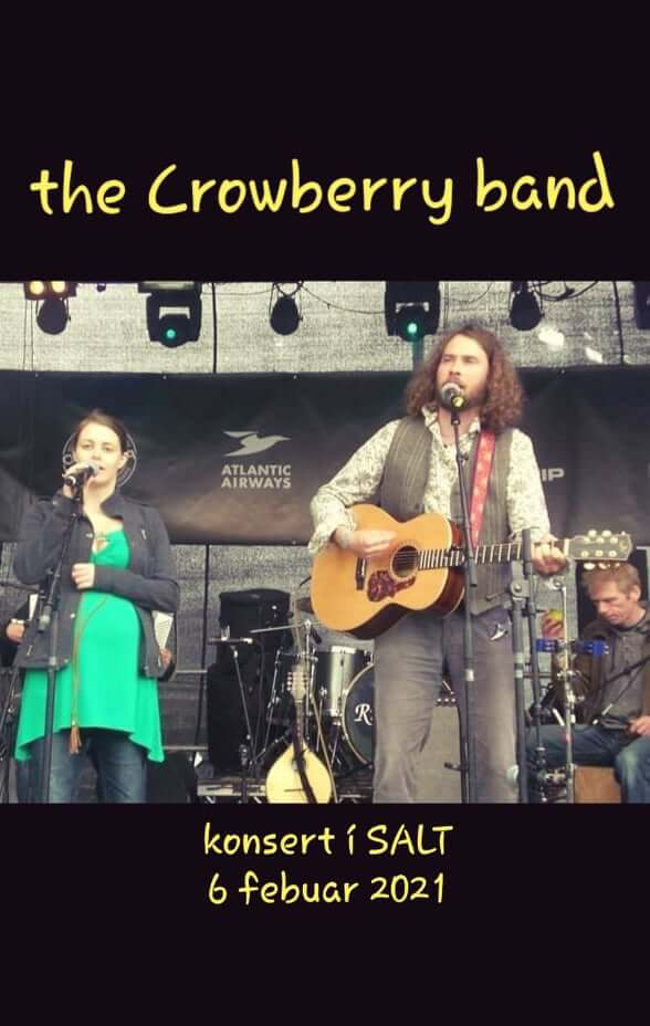The Crowberry band
