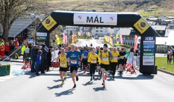 NS Hálvmaraton Klaksvík 2020