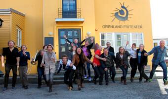 Grenland Friteater á Tjóðpallinum