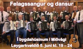 Harmonikukvøld í Miðvági