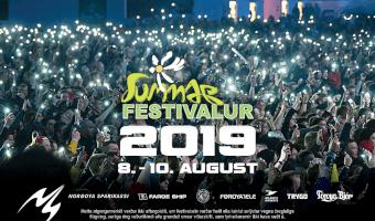 Summarfestivalur 2019