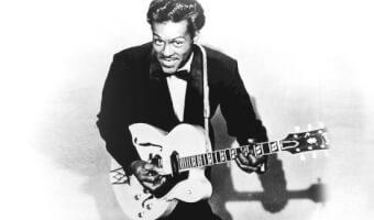 Chuck Berry Brak í SALT