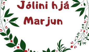 Jólini hjá Marjuni