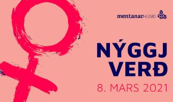 Nýggj verð! - 8. mars í Mentanarhúsinum