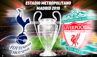 Champions League Finala - Madrid 2019 - Tottenham - Liverpool
