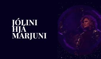Jólini hjá Marjuni, eykakonsert