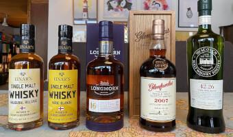 Whiskeysmakking við Rúna Nielsen