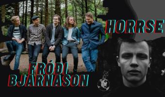Fróði Bjarnason og HORRSE