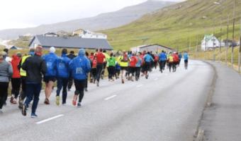 Kirvi Føroya Sunnasta ½ marathon 2021