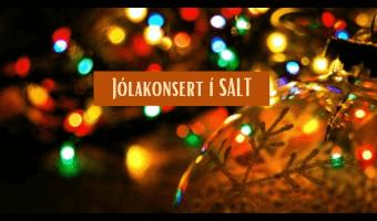 Jólakonsert í SALT