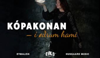 Kópakonan í øðrum hami