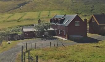 Støkk-upp matstova við Gutta í Havnardali