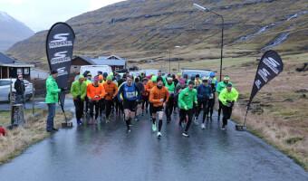 Skechers Nýggjárshálvmaraton 2021
