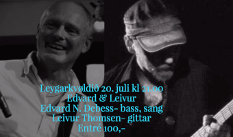 Edvard & Leivur
