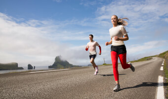GANG Føroya vakrasta hálvmaraton 2019