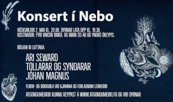Konsert í Nebo