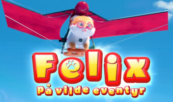 Felix på vilde eventyr