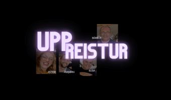 Uppreistur - Føroyskt stand-up í SALT
