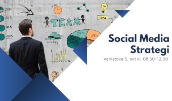 Verkstova: Social Media Strategi