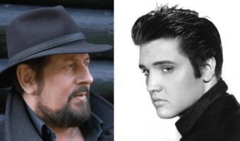Elvis heiðraður í Spaniastovu