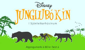Junglubókin - Disney sangleikur