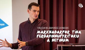 Lær at marknaðarføra tína ferðavinnufyritøku á netinum