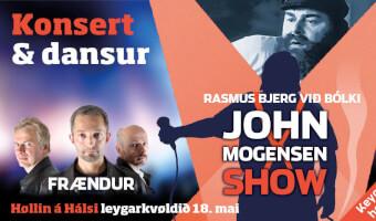 Rasmus Bjerg + Frændur
