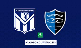KÍ - EB/Streymur