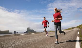 GANG Føroya vakrasta hálvmaraton 2021