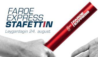 Faroe Express Stafettin
