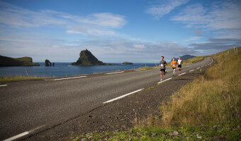 GANG Føroya vakrasta hálvmaraton 2020