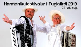 Harmonikufestivalur 2019
