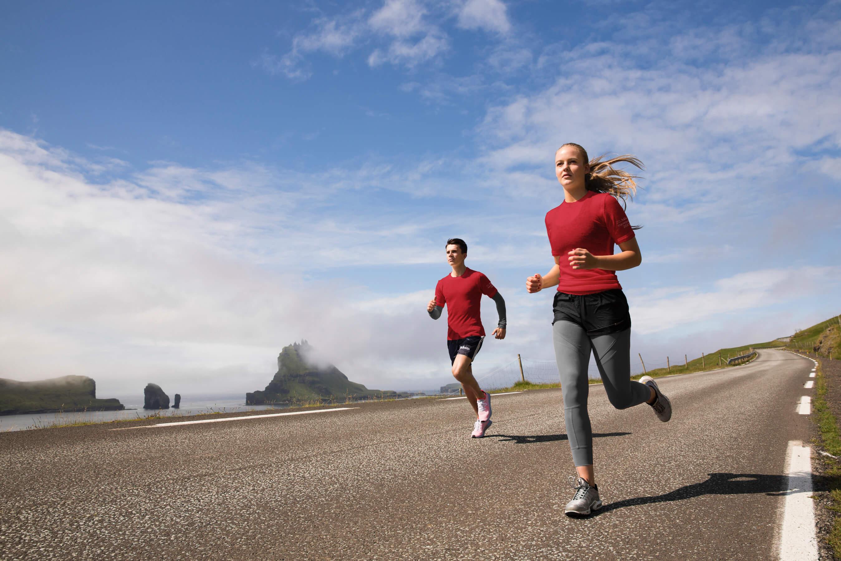 RENN Føroya vakrasta hálvmaraton 2021