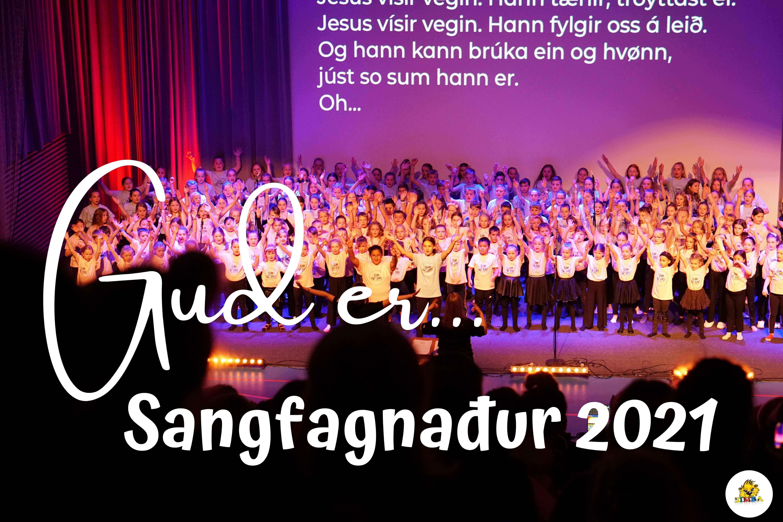 Sangfagnaður 2021 konsert