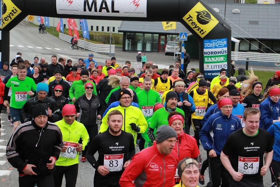 NS Stuðulsrenning 5 km Klaksvík 2020